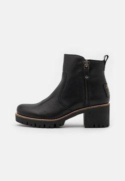 Panama Jack - PAULINE TRAVELLING - Ankle Boot - black
