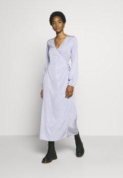 Envii - SANDRINE DRESS - Hverdagskjoler - icelandic blue
