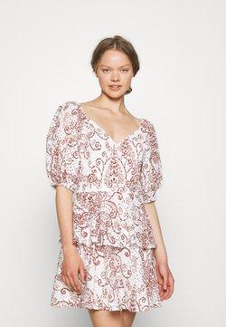 Ted Baker - ELIZAAA - Cocktailkleid/festliches Kleid - white