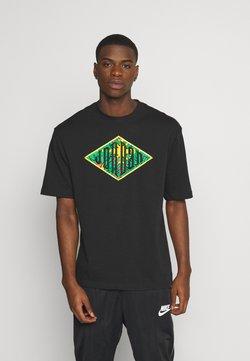 Jordan - T-shirt z nadrukiem - black