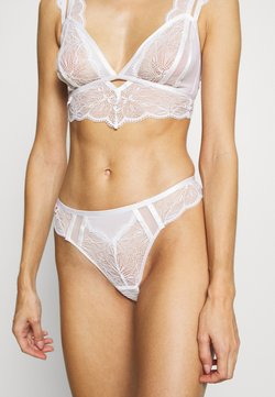 Ann Summers - THE ADMIRER BRAZILIAN - Slip - white
