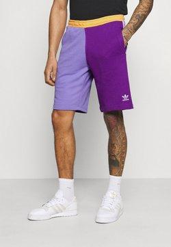 adidas Originals - BLOCKED UNISEX - Shorts - active pur