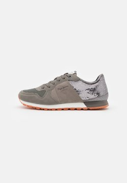 Pepe Jeans - VERONA WET - Sneakers laag - middle grey