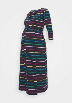 Frugi - RICO WRAP DRESS - Vestido ligero - indigo