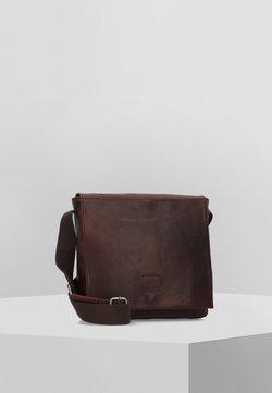 Strellson Sportswear - COLEMAN - Umhängetasche - dark brown