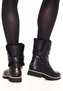 Panama Jack - FELIA IGLOO TRAVELLING - Bottines - black
