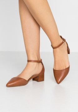 ALDO - ZULIAND - Pumps - medium brown