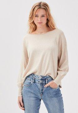 BONOBO Jeans - LANGARM - Jersey de punto - beige