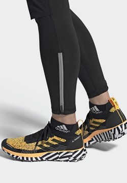 adidas Performance - TERREX TWO PARLEY TRAIL RUNNING SHOES - Zapatillas de trail running - gold