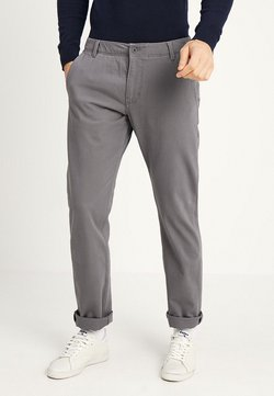 DOCKERS - SMART FLEX ALPHA LIGHTWEIGHT TEXTURED - Chinot - burma grey
