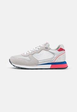 Pepe Jeans - DOVER BRITT - Sneakers - silver