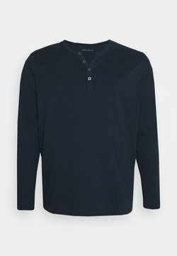 Pier One - Pitkähihainen paita - dark blue