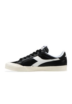 Diadora - MELODY DIRTY - Sneaker low - c0641 - nero-bianco