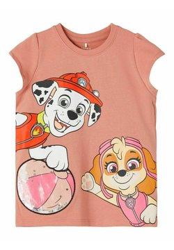Name it - Camiseta estampada - light pink