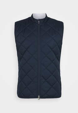 Nike Golf - VEST - Waistcoat - obsidian/sky grey