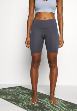 Cotton On Body - ELITE BIKE SHORT - Tights - pewter grey