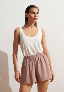 OYSHO - Shorts - light pink