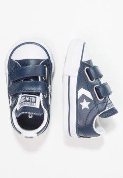 Converse - STAR PLAYER INFANT - Lauflernschuh - navy/white