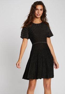 Morgan - Vestido de punto - black