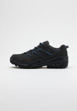 Lowa - SIRKOS EVO GTX - Hikingschuh - graphit/blau