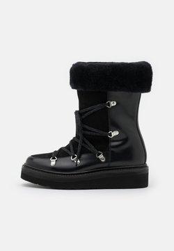 Grenson - CAMILLE - Snowboot/Winterstiefel - black