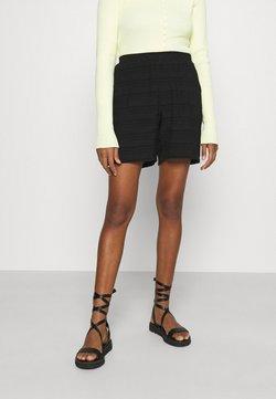 Object - OBJRAFIA - Shorts - black