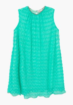 Missoni Kids - Strickkleid - turquoise