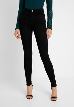 Pieces - PCHIGHFIVE  - Jeans Skinny Fit - black