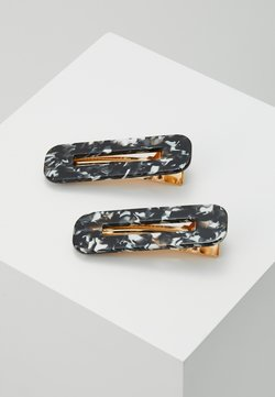 Valet Studio - GRETA 2 PACK - Haar-Styling-Accessoires - black