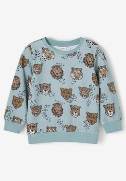 Name it - Sweater - silver blue