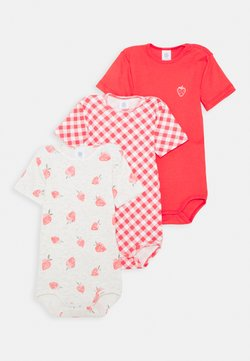 Sanetta - 3 PACK - Body - coral pink