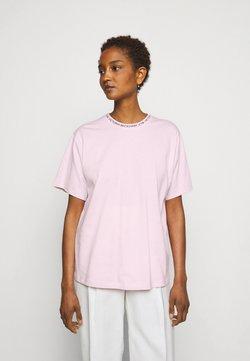Victoria Victoria Beckham - T-Shirt print - candy pink