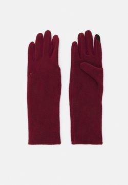 Nike Performance - COLD WEATHER GLOVES - Fingerhandschuh - dark beetroot