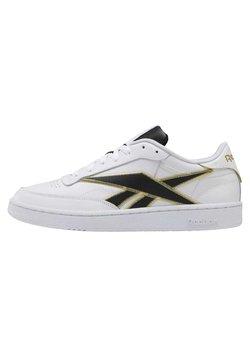 Reebok Classic - CLUB C 85 SHOES - Sneakersy niskie - white