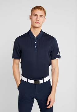 adidas Golf - HEAT RDY STRIPE - Funktionsshirt - collegiate navy/night navy