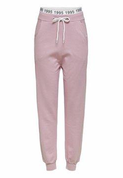 ONLY - Jogginghose - dawn pink