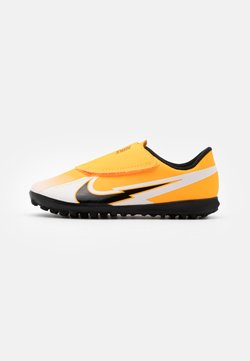 Nike Performance - MERCURIAL JR VAPOR 13 CLUB TF UNISEX - Chaussures de foot multicrampons - laser orange/black/white