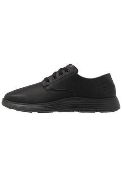 Skechers - STATUS 2.0 - Sportieve veterschoenen - black
