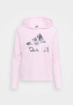 adidas Performance - CAMO - Huppari - clear pink