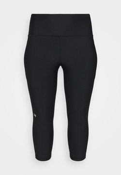 Under Armour - CAPRI - 3/4 Sporthose - black