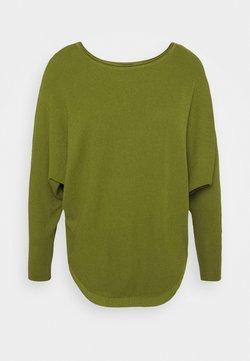 More & More - Pullover - leaf green