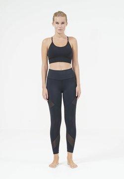 Endurance Athlecia - URSSLY - Tights - black