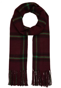 Object - OBJMARILYN CHECK SCARF - Schal - port royale