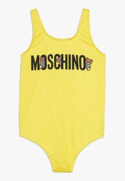 MOSCHINO - SWIMSUIT - Uimapuku - blazing yellow