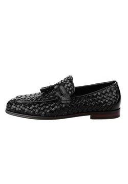 PRIMA MODA - GIARONI - Loafers - czarny