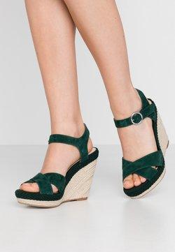 Anna Field - LEATHER - Sandaletter - green