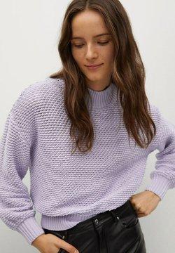 Mango - LEMONY - Jersey de punto - light pastel purple