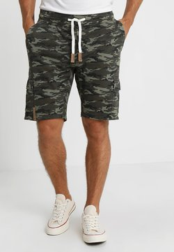 INDICODE JEANS - Shorts - army