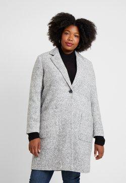 ONLY Carmakoma - CARASTRID MARIE COAT - Manteau classique - medium grey melange