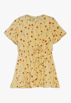 Soft Gallery - DORY DRESS - Freizeitkleid - golden apricot